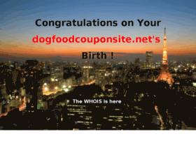 dogfoodcouponsite.net