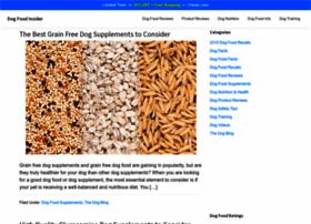 dogfoodinsider.com