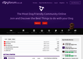 dogforum.co.uk