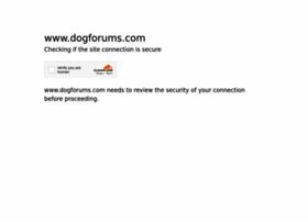 dogforums.com