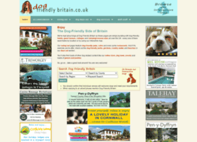 dogfriendlybritain.co.uk