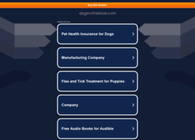 dogincthebook.com