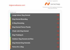 dogkennelbasics.com