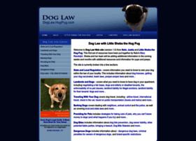 doglaw.hugpug.com