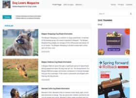 dogloversmagazine.com