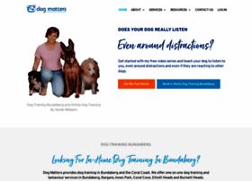 dogmatters.com