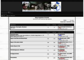 dogoargentino-freunde.com