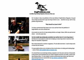 dogproblems.com
