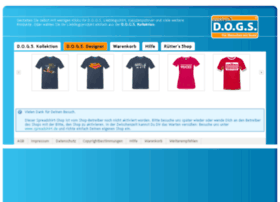 dogs-designer.spreadshirt.de