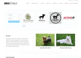 dogsactually.com