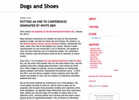 dogsandshoes.com
