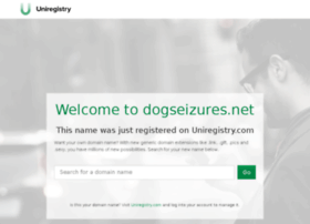 dogseizures.net