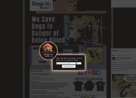 dogsindanger.com