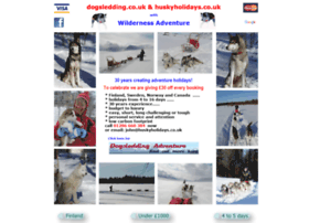 dogsledding.co.uk