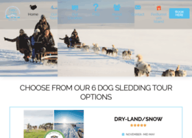 dogsledding.is