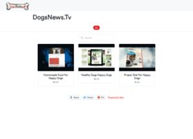 dogsnewstv.selz.com