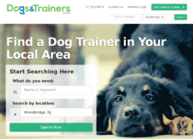 dogstrainers.com