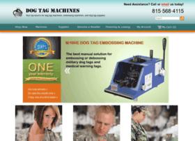dogtagmachines.com