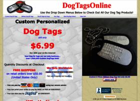 dogtagsonline.com