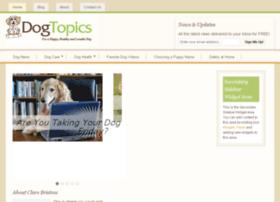 dogtopics.com