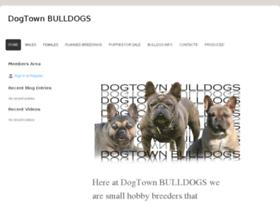 dogtownbulldogs.com