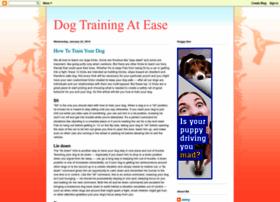 dogtrainingatease.blogspot.com