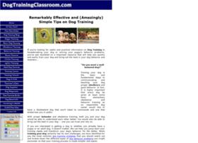 dogtrainingclassroom.com