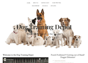 dogtrainingdepot.com
