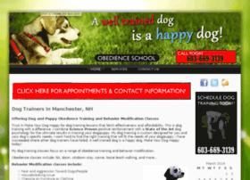 dogtrainingmanchesternh.com