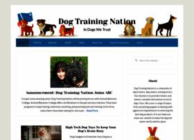 dogtrainingnation.com