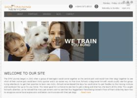 Dogtrainingnewyork.net