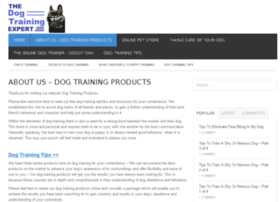 dogtrainingproducts.biz