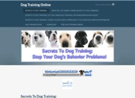 dogtrainingsecretsonline.weebly.com