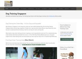 dogtrainingsingapore.org