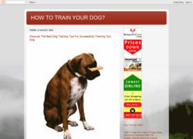 dogtrainingtipsforall.blogspot.com