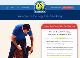 dogtrickacademy.com