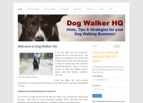 dogwalkerhq.com