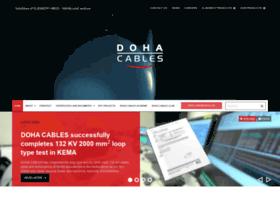 dohacables.com