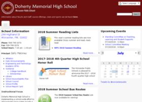 doherty.worcesterschools.org