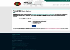 doi.pangaea.de