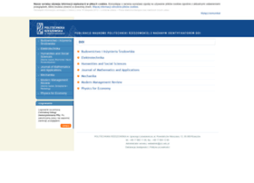 doi.prz.edu.pl