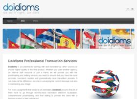 doidioms.com