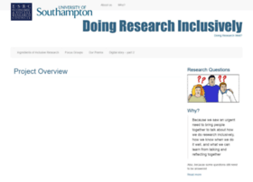 doingresearchinclusively.org
