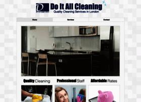 doitallcleaning.co.uk