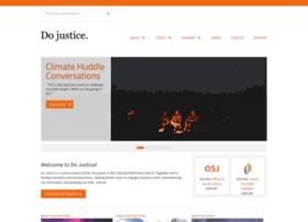 dojustice.crcna.org