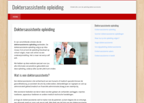 doktersassistenteopleiding.net