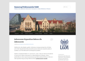 doktoranci.amu.edu.pl