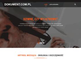 dokument.com.pl