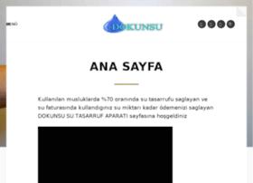 dokunsu.com.tr