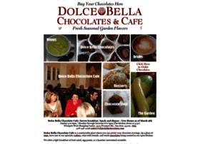 dolcebellachocolates.com
